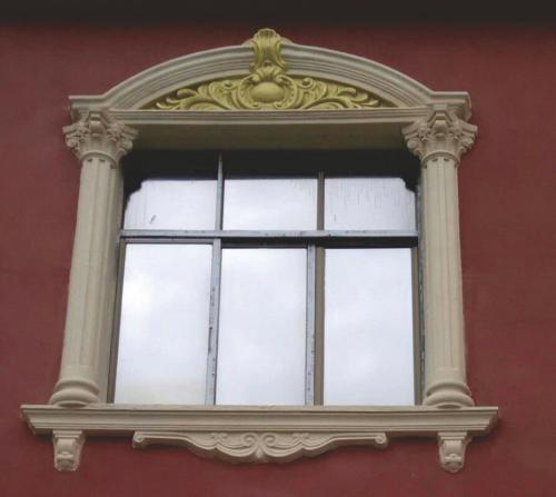grc门窗套施工效果图合集