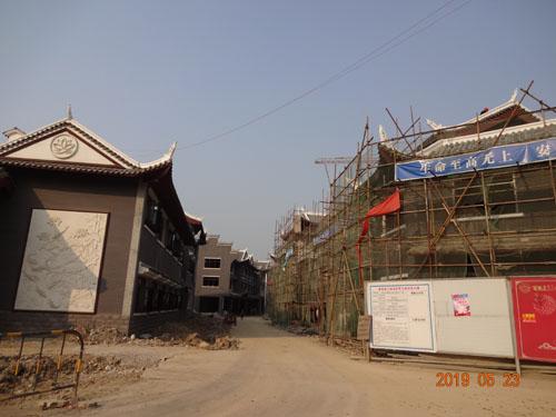 柳州柳江区百朋别墅grc外墙施工案例展示