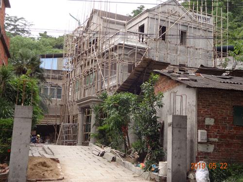 鱼峰社湾私人别墅