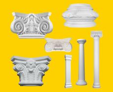 罗马柱系列