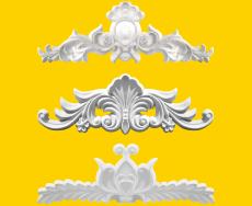 欧式GRC山花构件系列