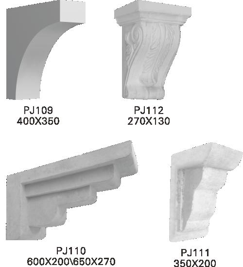 欧式GRc水泥雕塑配件3