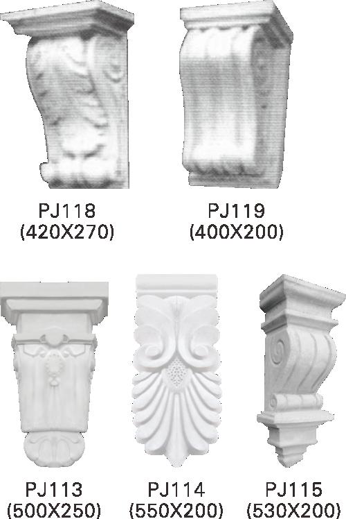 欧式GRc水泥雕塑配件4