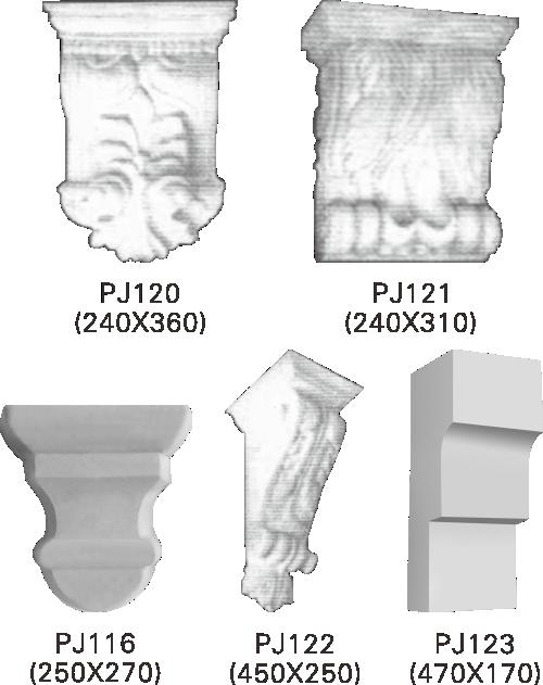 欧式GRc水泥雕塑配件5