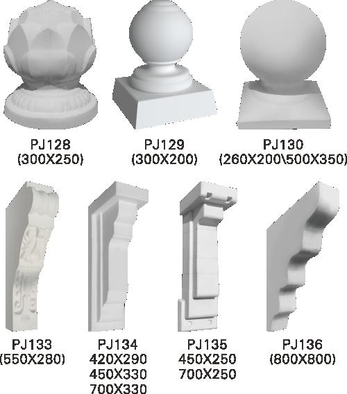 欧式GRc水泥雕塑配件7