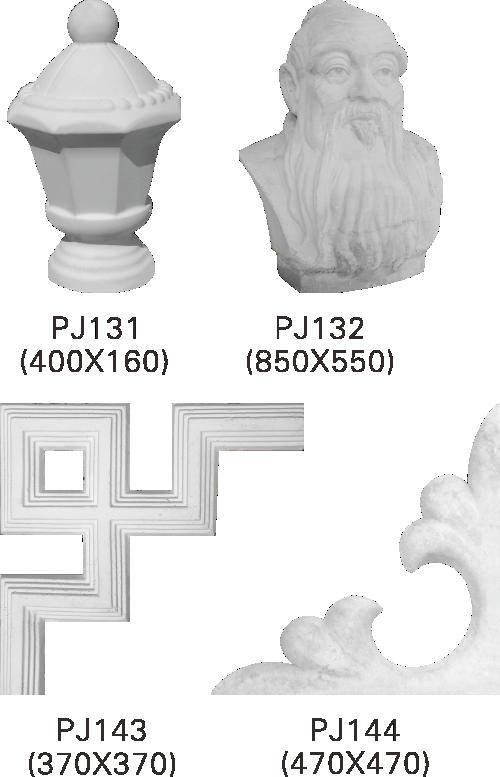 欧式GRc水泥雕塑配件8