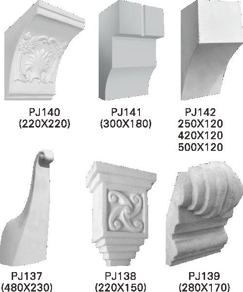 欧式GRc水泥雕塑配件9